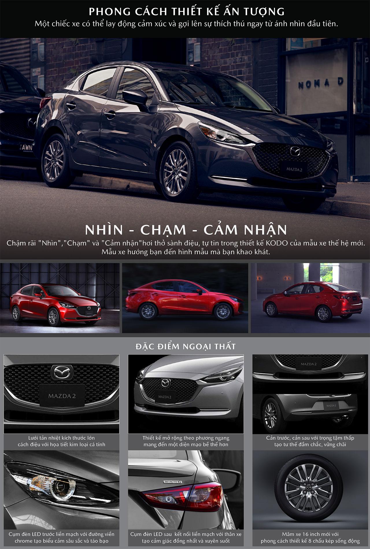 Xe Mazda2 New